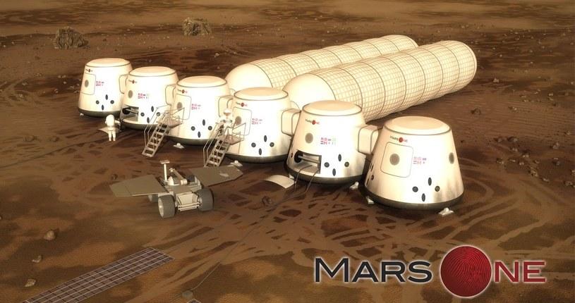 Pierwsza grupa kolonizatorów projektu Mars One ma pojawić się na Czerwonej Planecie w 2027 roku. /materiały prasowe