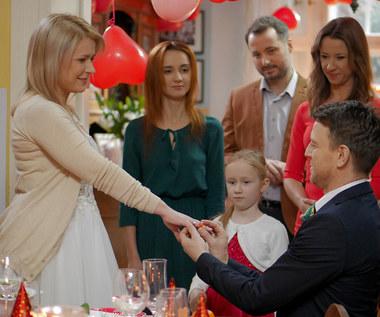 """""""Pierwsza miłość"""": Impreza weselna Marysi i Michała!"""