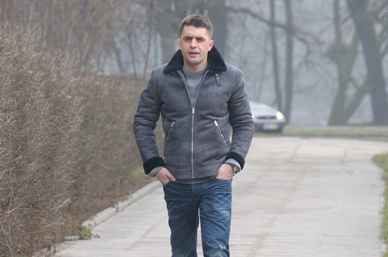 """""""Pierwsza miłość"""" /Bogdan Bogielczyk /ATM"""