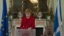 Pierwsza minister Szkocji - możliwe kolejne referendum