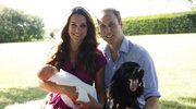 Pierwsze oficjalne zdjęcia książęcej rodziny zrobił... ojciec Kate