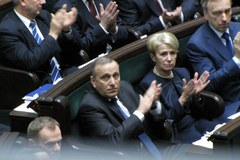Pierwsze posiedzenie VII kadencji Sejmu