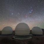 Pierwsze światło ExTrA, nowego łowcy planet