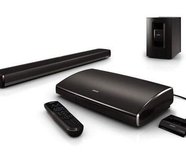 Pierwsze systemy soundbar firmy Bose