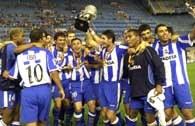 Pierwsze trofeum w tym sezonie - Superpuchar Hiszpanii - zdobyli piłkarze Deportivo