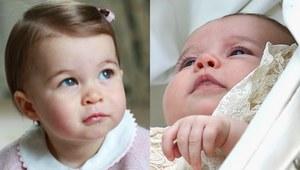 Pierwsze urodziny brytyjskiej księżniczki