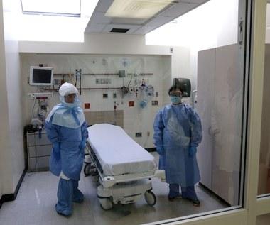 Pierwsze zarażenie wirusem Ebola w USA?