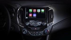 Pierwsze zdjęcie wnętrza nowego Chevroleta Cruze
