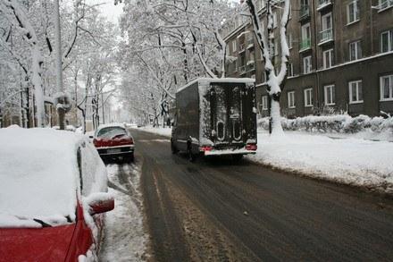 Pierwszy atak zimy /INTERIA.PL