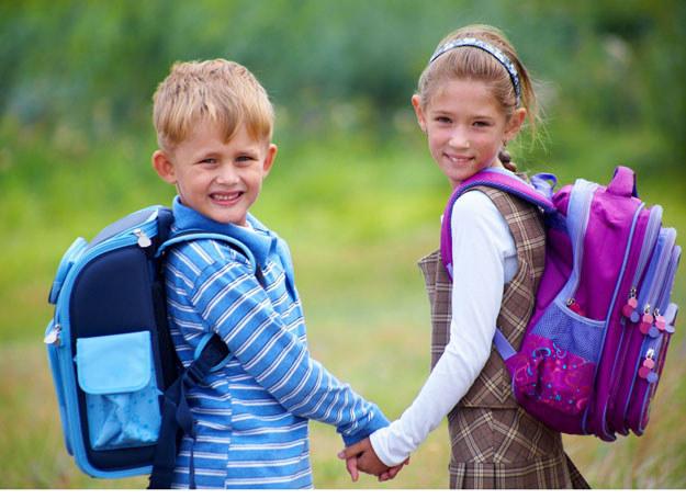 Pierwszy dzień szkoły może byc stresujący /123RF/PICSEL