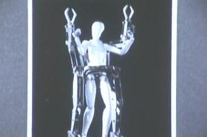 Pierwszy egzoszkielet powstał już 50 lat temu