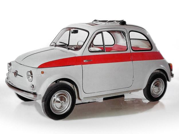 Pierwszy Fiat 500 był produkowany w latach 1957–1975. /Motor