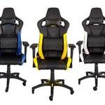 Pierwszy fotel gamingowy od Corsair – T1 Race