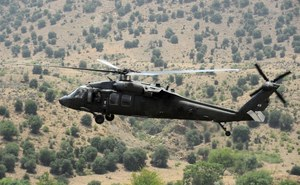 Pierwszy lot bezzałogowego UH-60 Black Hawk