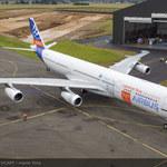 Pierwszy lot samolotu Airbus BLADE