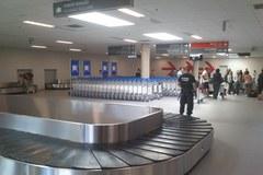 Pierwszy miesiąc lotniska w Modlinie