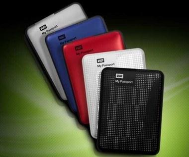 Pierwszy na świecie przenośny HDD 2 TB
