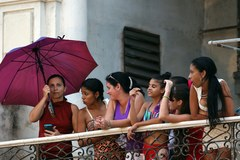 Pierwszy od czasów rewolucji pokaz mody w Hawanie