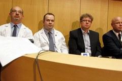 Pierwszy przeszczep twarzy w Polsce. Uwaga! Drastyczne zdjęcia