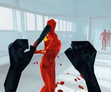 Pierwszy rzut oka na wybuchową akcję w SUPERHOT VR