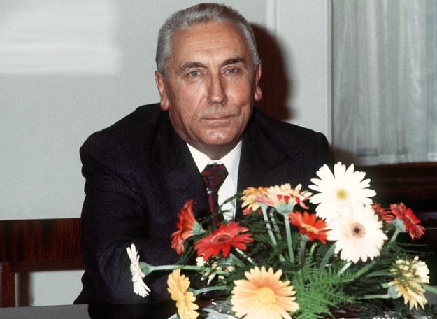 Pierwszy sekretarz KC PZRP Edward Gierek /AFP