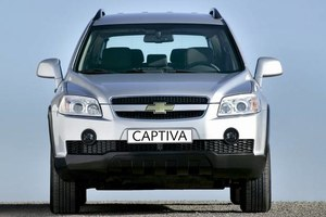 Pierwszy SUV Chevroleta