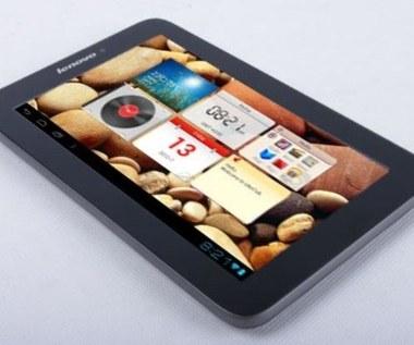 Pierwszy tablet z dwoma kartami SIM od Lenovo