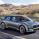 Pierwszy w historii Jaguar z napędem elektrycznym
