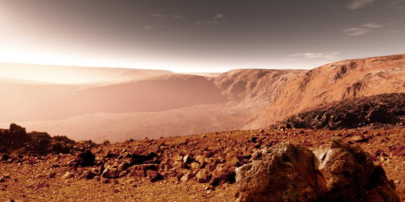 Pierwszym kolonistom trudno będzie przeżyć na Marsie /materiały prasowe