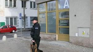 Pies policyjny wytropił nietrzeźwego sprawcę wypadku