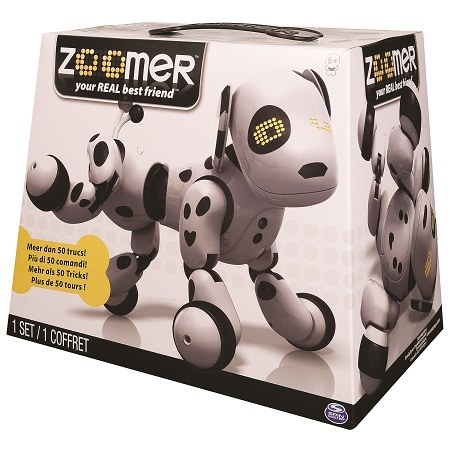 Piesek Zoomer uczy dziecko odpowiedzialności /materiały prasowe