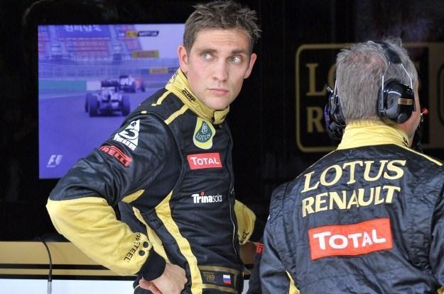 Pietrow zostanie cofnięty na starcie do następnego wyścigu /AFP