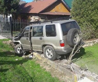 Pijani mechanicy rozbili samochód oddany do naprawy