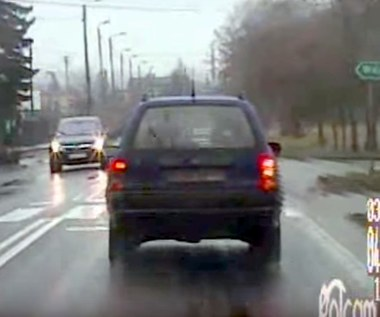 Pijany kierowca uciekał przed policją