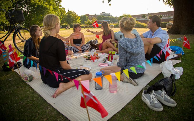 Piknik w Kings Garden /fot. Chris Carmichael /The New York Times Syndicate