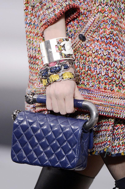 Pikowana torebka Chanel /East News/ Zeppelin