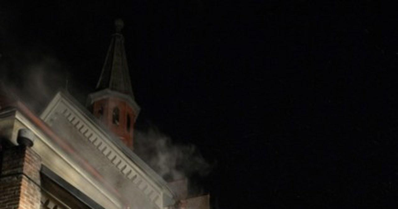 Pikulice: Pożar w zakrystii kościoła