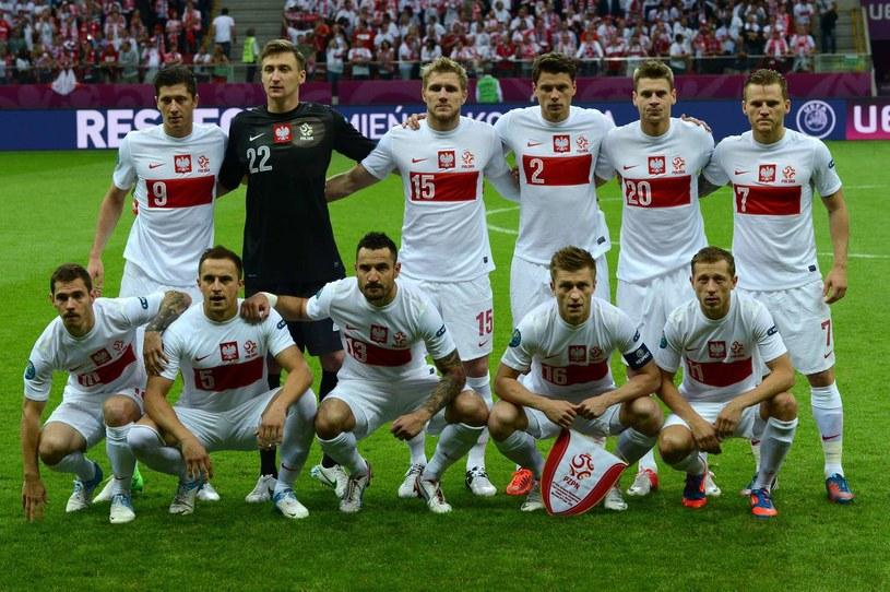 Piłkarska reprezentacja Polski /AFP