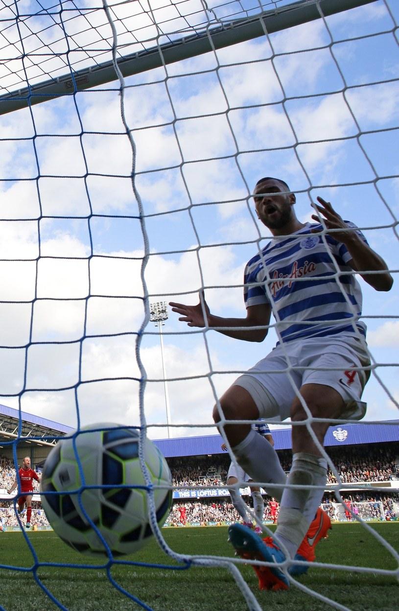 Piłkarz Queens Park Rangers Steven Caulker /AFP
