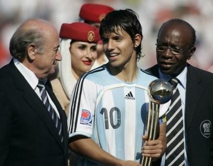 Piłkarze Argentyny zostali mistrzami świata U-20 /AFP