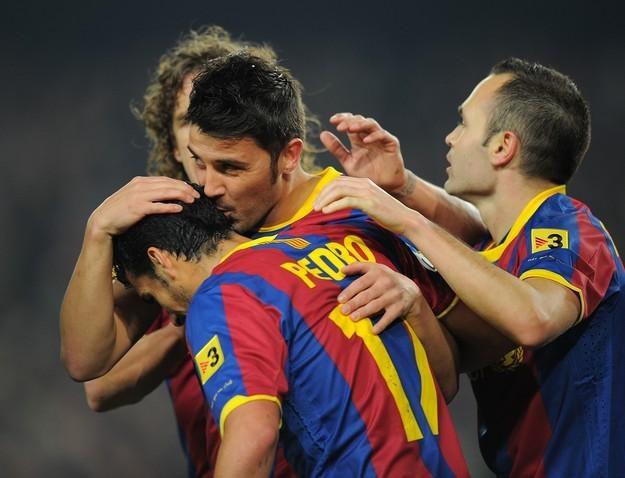 Piłkarze Barcelony wybiegną na boisko 2 stycznia /AFP