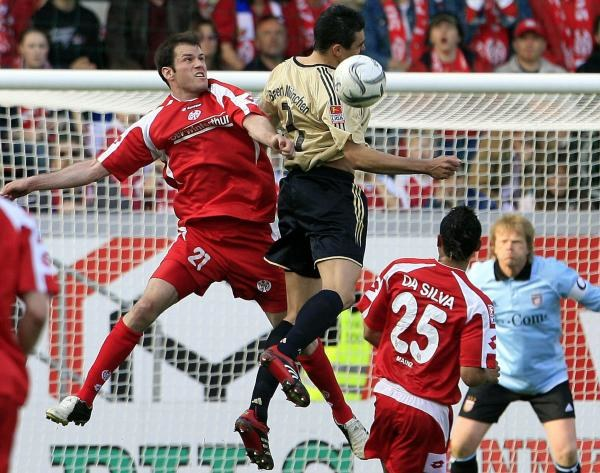 Piłkarze Bayernu Monachium niespodziewanie zremisowali z FSV Mainz /AFP