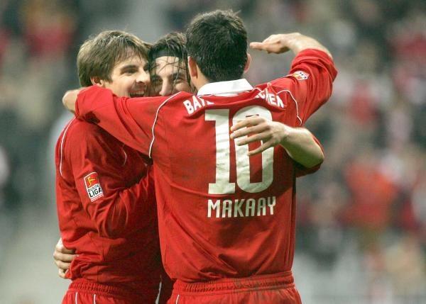 Piłkarze Bayernu znów mieli powody do radości /AFP