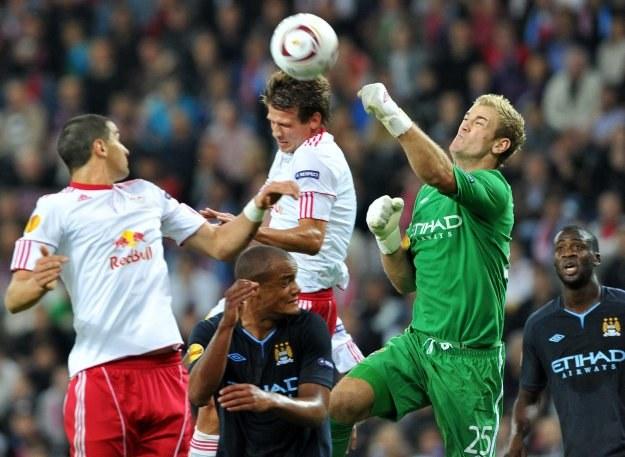 Piłkarze FC Salzburg przełamali kiepską passę /AFP