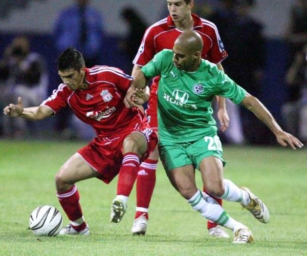 Piłkarze Liverpoolu zagrają w fazie grupowej Ligi Mistrzów /AFP