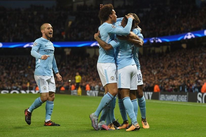 Piłkarze Manchesteru City są ostatnio w znakomitej formie /AFP