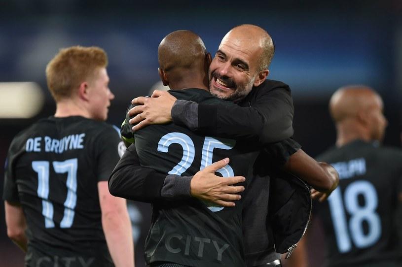 Piłkarze Manchesteru City spisują się znakomicie w tym sezonie /AFP