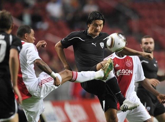 Piłkarze PAOK Saloniki mają szansę wyeliminować z Ligi Mistrzów Ajax Amsterdam /INTERIA.PL/PAP