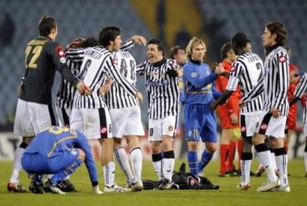 Piłkarze Udinese dotarli już do Poznania /AFP