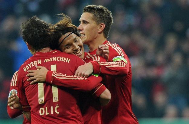 Piłkarze ze stolicy Bawarii rozgromili trzecioligowego przeciwnika /AFP
